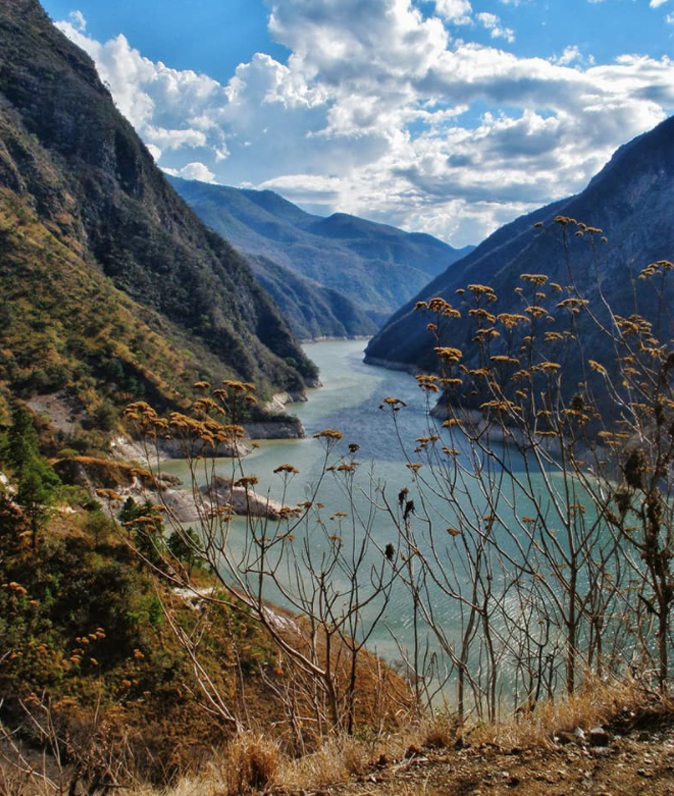 Río Negro, uno de los primeros ríos guatemaltecos afectados por las hidroeléctricas