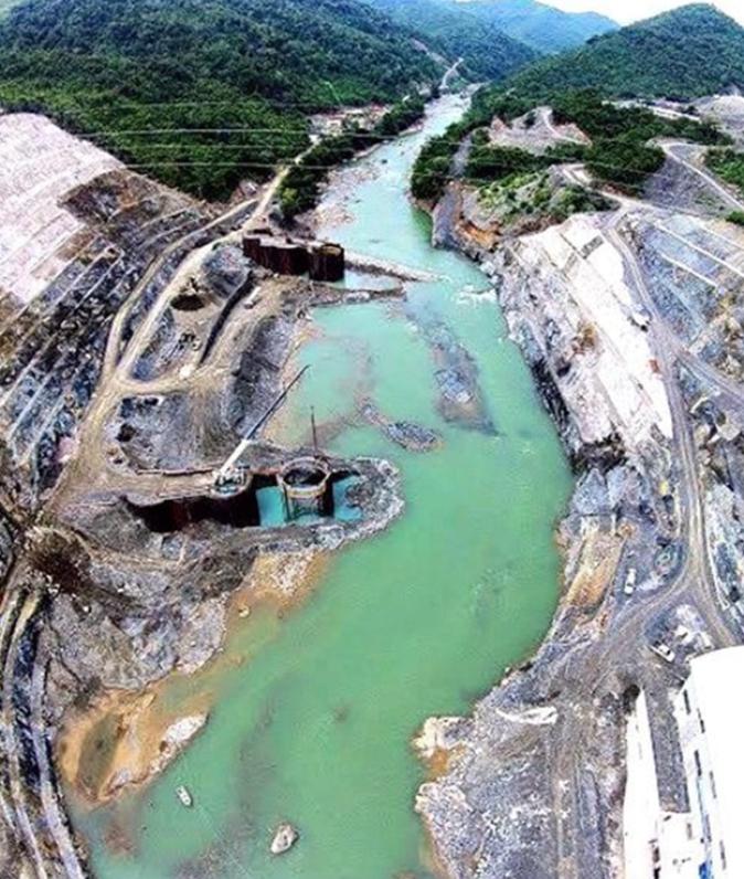 El Río Cahabón